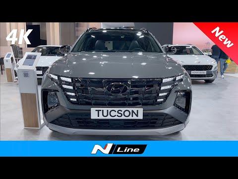 Hyundai Tucson N Line 2022 - FIRST Look in 4K | Exterior - Interior, HYBRID