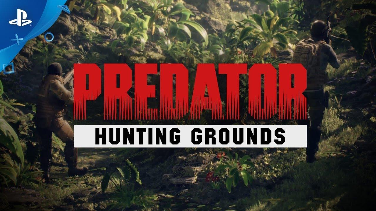 Predator: Hunting Grounds se Reveló Durante State of Play