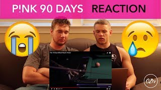 """PINK """"90 DAYS"""" (OFFICIAL VIDEO) FT.  WRABEL 