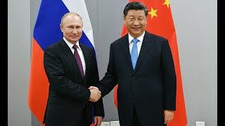 RUSSIA AND CHINA SUSPECT IN DIRECT ENERGY ATTACK !