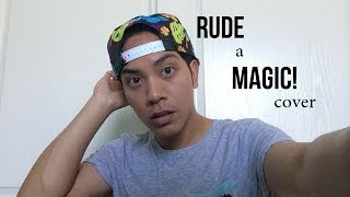 Angelo Vivo - Rude (MAGIC! Cover)
