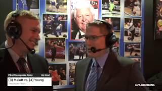 2019 PBA Harry O'Neale Chesapeake Open Stepladder Finals