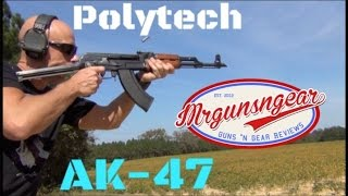 Milled Chinese Polytech Legend Underfoler AK47 Review HD