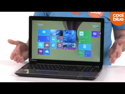Toshiba Satellite L50 Serie laptop productvideo (NL/BE)