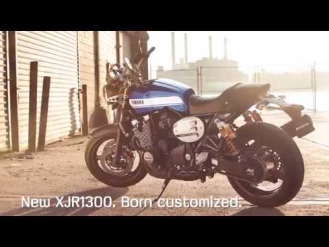 2015 Yamaha XJR1300