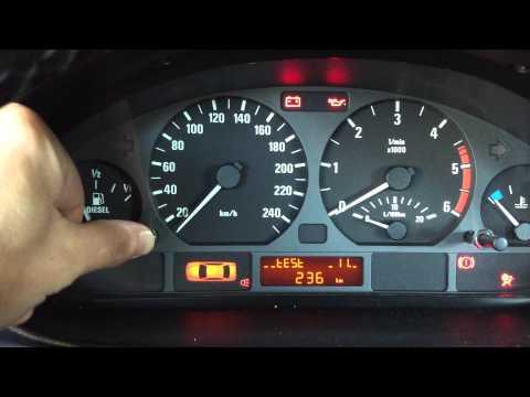 BMW E46 Batterie Test