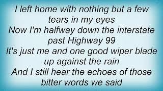 Trisha Yearwood - Those Words We Said Lyrics