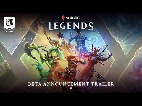 Open Beta Announcement Trailer de Magic: Legends