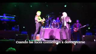 Air Supply - Hold On - Subtitulada Buenos Aires