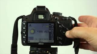 How to select Autofocus Points on the Nikon D3200