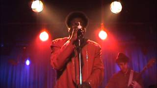 Charles Bradley - No Time For Dreaming (live @ Trix 2011)