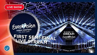Eurovision Song Contest 2019 First Semi Final Live Stream