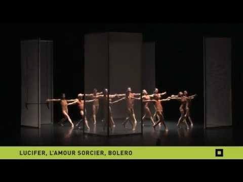 Lucifer / L'Amour sorcier / Boléro -  Malandain Ballet Biarritz (bande annonce)