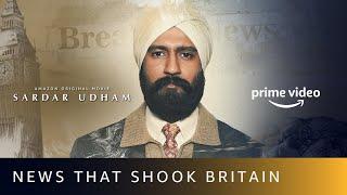 News That Shook The British Empire  | Sardar Udham | Vicky Kaushal | Shoojit Sircar | Oct 16