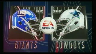 MADDEN 19_GIANTS AT COWBOYS (2018) GM #. 02