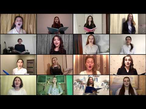 Laudate Dominum | Поёт хор «Контраст»