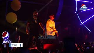"""Lyta's Dream Comes To Pass As Davido Performs """"Monalisa"""" With Him On """"A Good Time"""" Stage"""