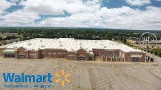 Abandoned Walmart Supercenter | Abandoned Places In Ohio