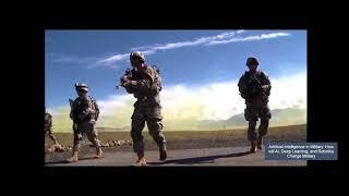 Sztuczna inteligencja w przemyśle wojskowym B2 - perspektywy rozwoju na podstawie filmów