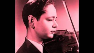 Michael RABIN -MENDELSSOHN Violin concerto-(AUDIO REMASTERED)