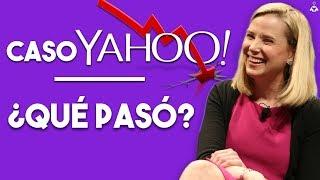 📉 ¿Qué le pasó a la empresa Yahoo? | Caso Yahoo