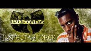 Inspectah Deck-Got My Mind Made Up (Cut Verse)