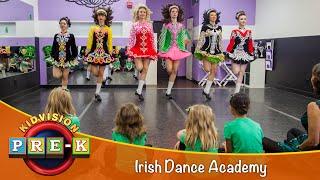 Take A Field Trip To An Irish Dance Academy | KidVision Pre-K