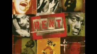 RENT - Light My Candle - Original Broadway Cast