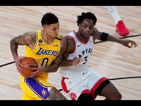 Lakers Vs Raptors Postgame Reaction | 2020 NBA Restart | August 1, 2020