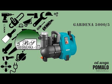 Vrtna crpka GARDENA 5000/5 Comfort