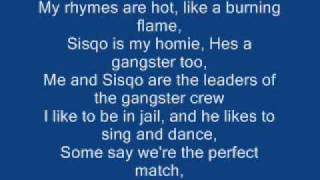 Rappy McRapperson - Im A Gangster (With Lyrics)
