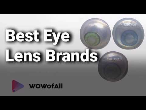 Best Eye Lens Brands in India: Complete List with Features, Price Range & Details
