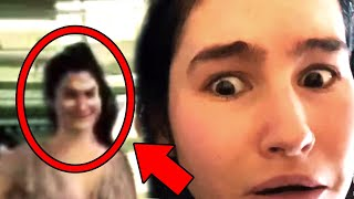 5 SCARY Ghost Videos You'll SEE In Your NIGHTMARES