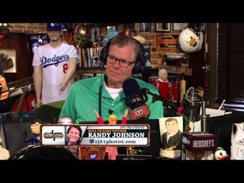 Randy Johnson on The Dan Patrick Show (Full Interview) 08/14/2015