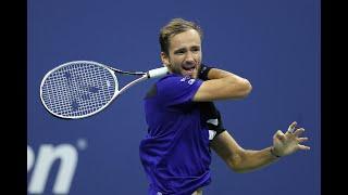 Frances Tiafoe vs Daniil Medvedev | US Open 2020 Round 4