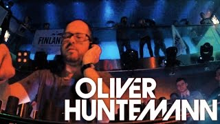 Oliver Huntemann - Live @ Forsage Club 2015