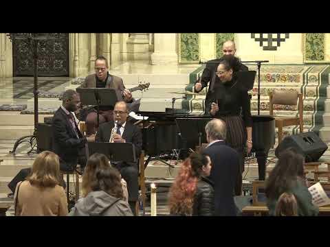 January 19, 2020: 9am Sunday Worship Service at Washington National Cathedral