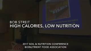 2017 Soil & Nutrition Conference Bionutrient Food Association