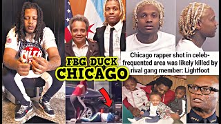 The Death of FBG Duck: Carlton Weekly Chicago Tragedy | Police & Politician