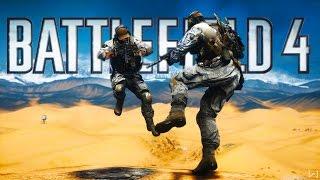 Battlefield 4 - Random Moments 30 (Dance Song, Shark Eaters!)