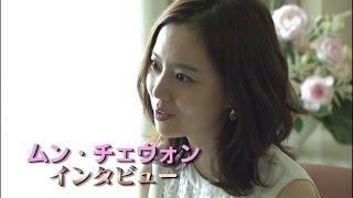 MoonChaeWonInterviewThePrincessManムン・チェウォン王女の男DVDインタビュー