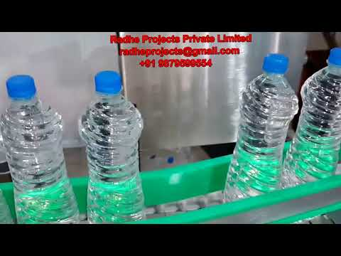 Automatic Mineral Water Machines