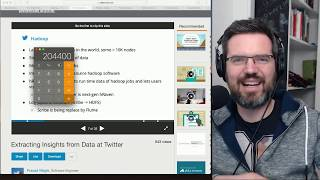 Data Engineering At Twitter Case Study   #072