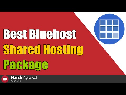 Which Bluehost Shared Hosting Package Is Best?