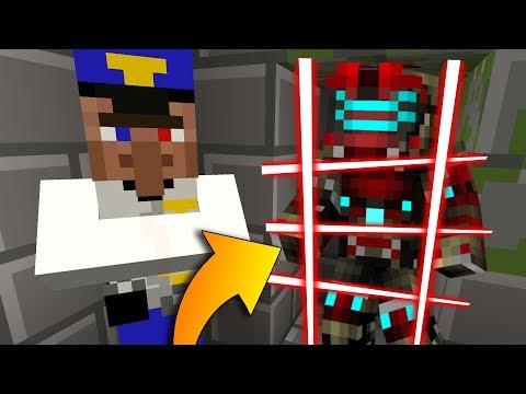 UTÍKÁM Z TAJNÉ VĚZNICE v Minecraftu!