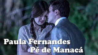 Paula Fernandes - Pé de Manacá (Legendado) Trilha Sonora Êta Mundo Bom