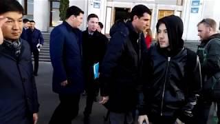Сын друга Назарбаева рулит Алматой.
