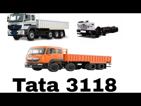 Tata 3118 | Bs4 | with chassis