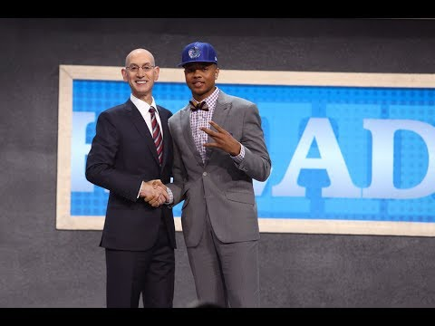 Markelle Fultz Drafted 1st Overall By Philadelphia 76ers In 2017 NBA Draft