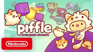 Piffle - Launch Trailer - Nintendo Switch